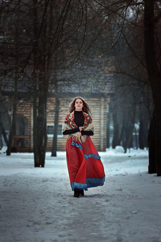 Photo in Portrait #kristina #portrait #girl #russiangirl