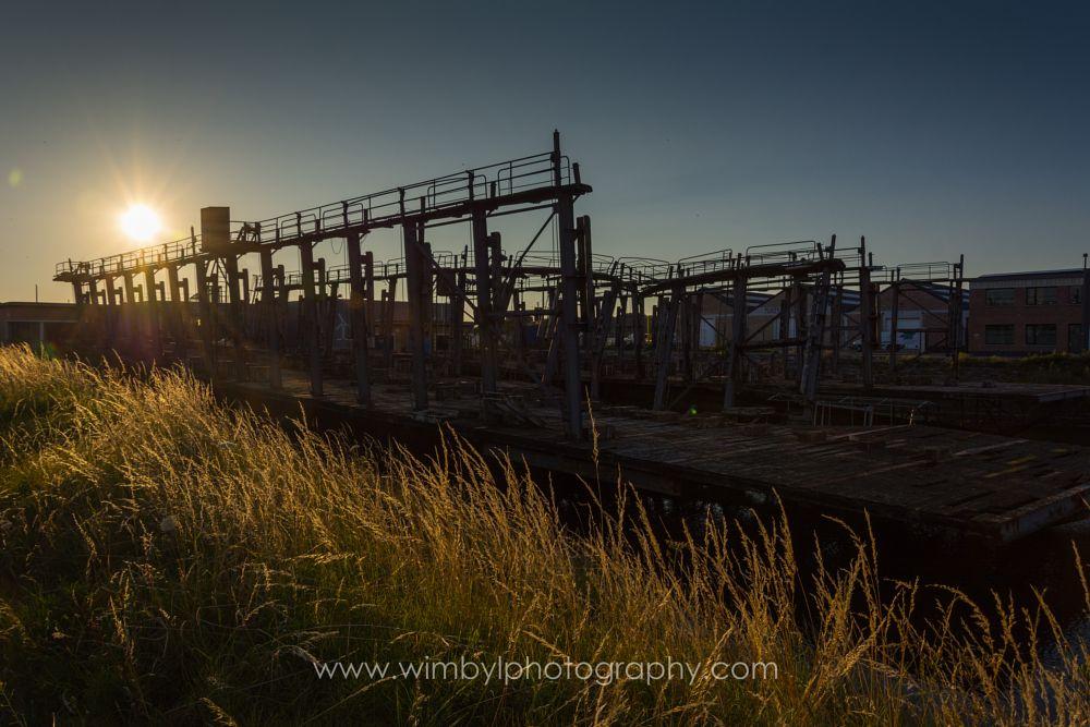 Photo in Landscape #ostend #sunset #nikon #d7100 #wim byl #wimbyl.com #wimbylphotography.com