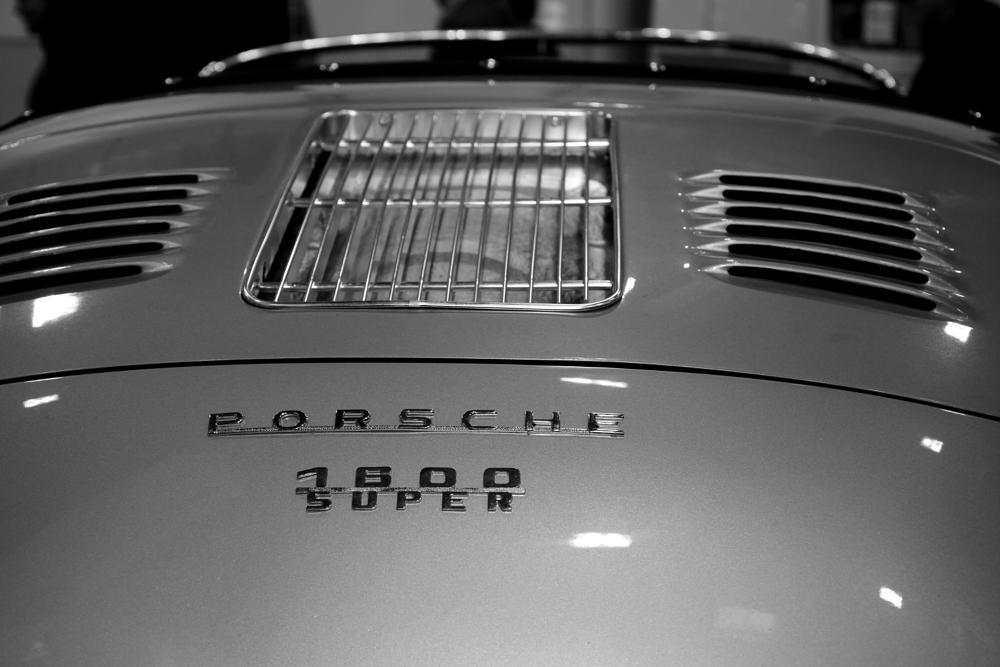 Photo in Vehicle #porsche #essen motor show #messe essen #essen #germany #black&white #monochrome #nikon #d7100 #18-105mm