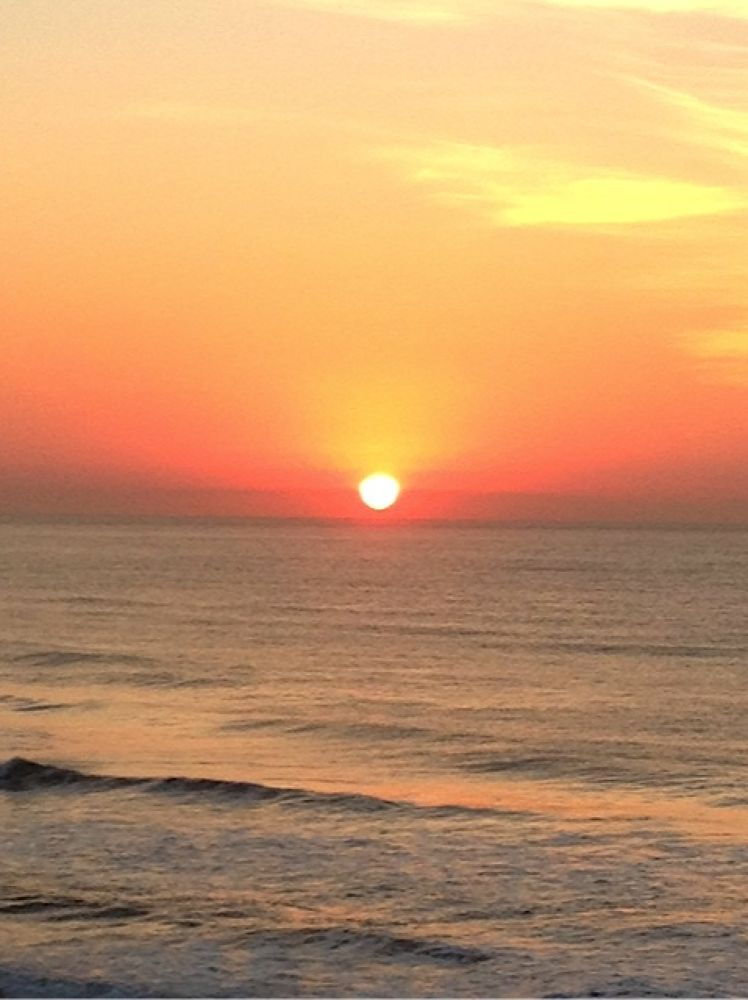 Photo in Random #sea #ocean #sunrise #waves