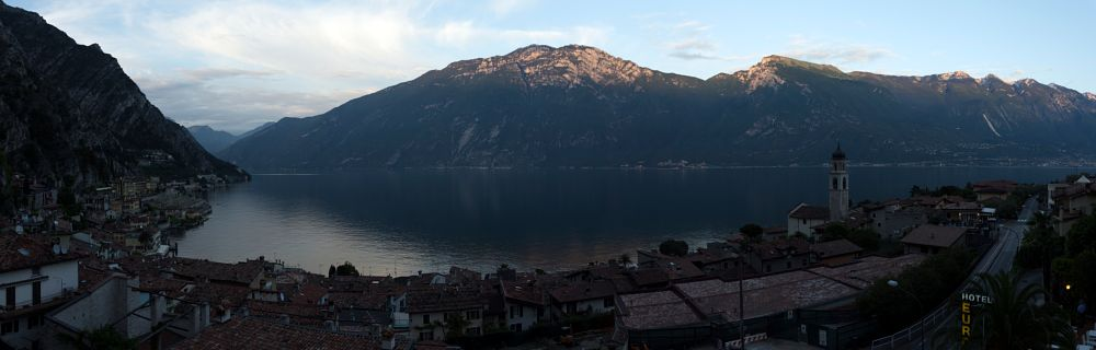 Photo in Landscape #lake garda