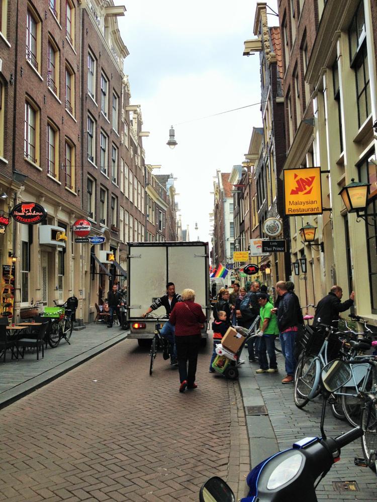 Photo in Urban #food #amsterdam #restaurants #people #holland