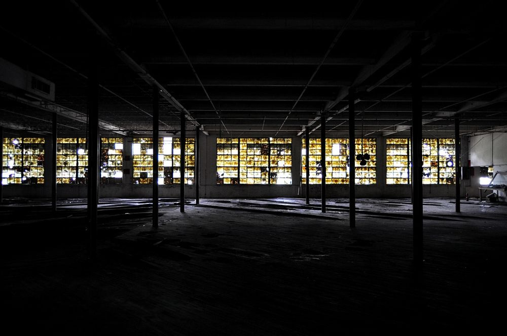Photo in Industrial #abandoned #urbex #decay #urban #industrial #city #factory #natural light