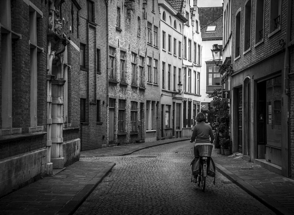 Photo in Street Photography #city #street #black and whtie