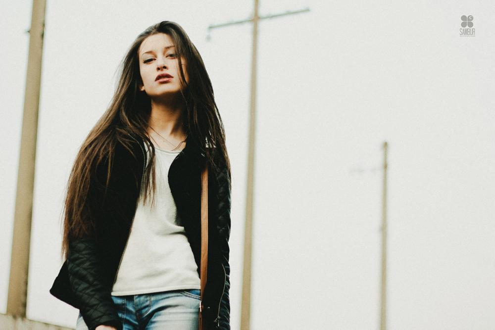 Photo in Portrait #model #canon #film #50mm