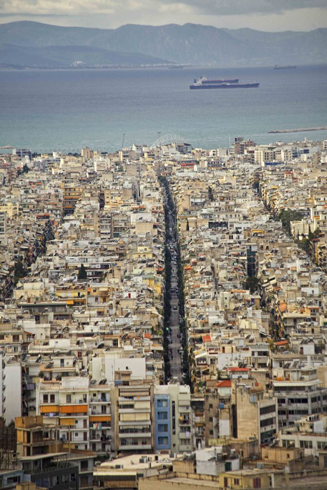 Photo in Landscape #athens #greece #street photo #sea