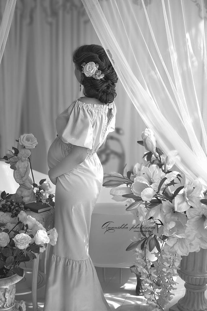 Photo in Family #pregnancy #vintage #maternity