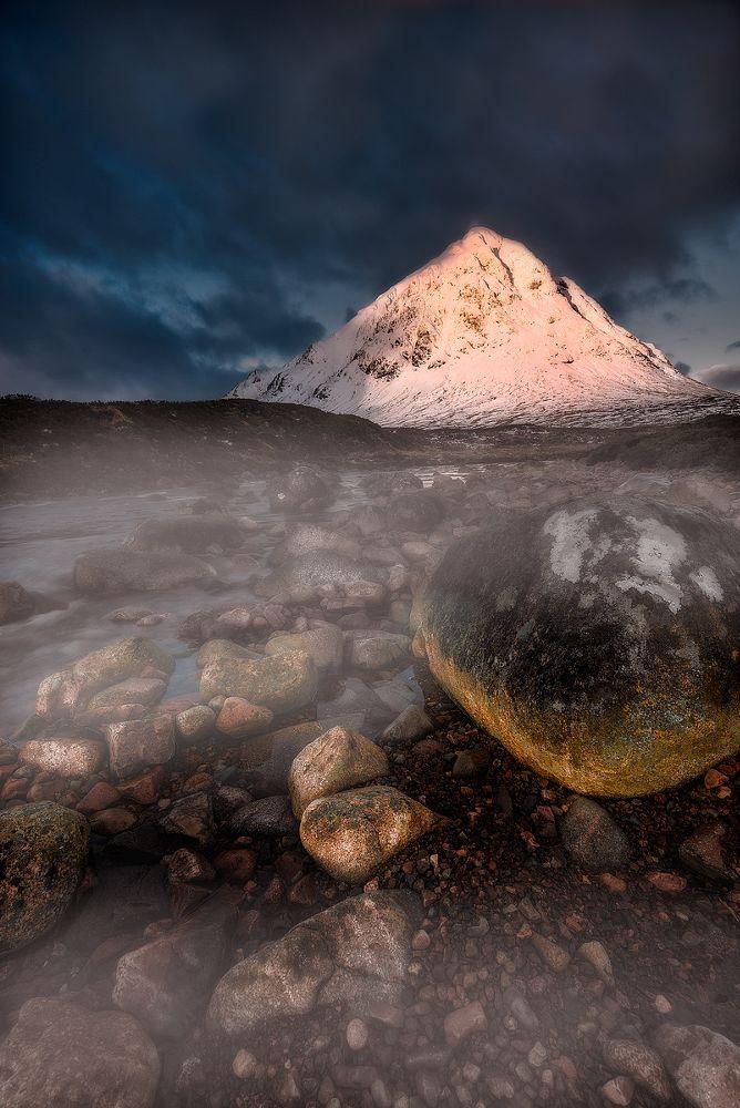 Photo in Landscape #scotlandbuachaille etive mor