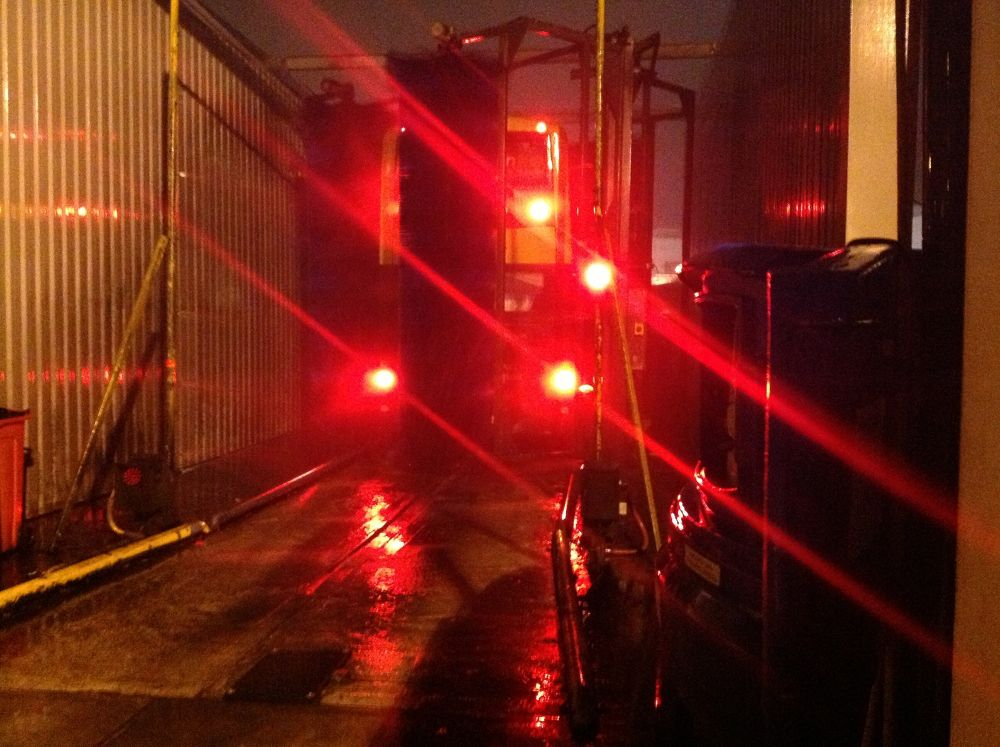 Photo in Random #volvo depot wash bracknell