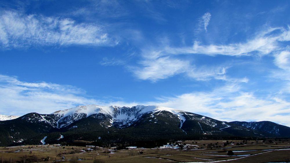 Photo in Landscape #montains #pyrénée #pirineos #snow #france