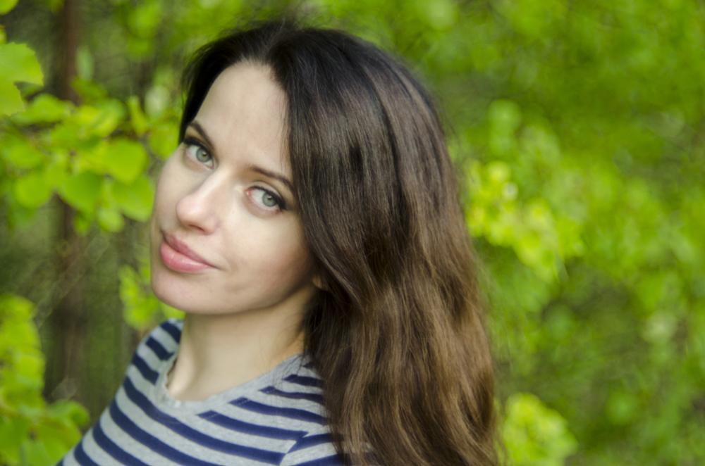 Photo in Portrait #girl #summer #forest