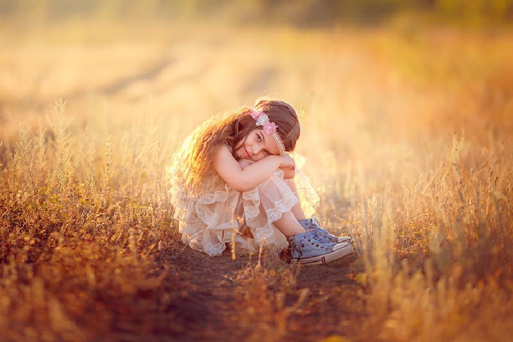 Photo in Random #child #girl #summer #sun