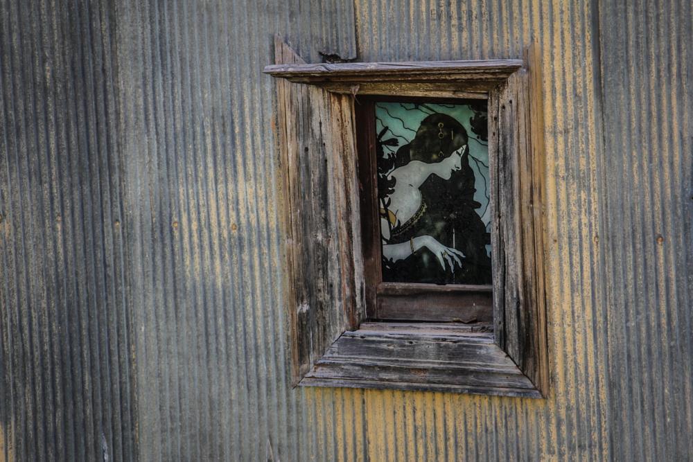 Photo in Travel #window #madona
