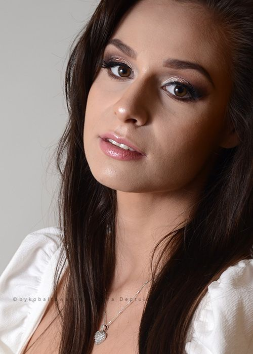 Photo in Portrait #model #portrait #session #sesjazmodelka #portret #beauty #beautygirl #girl #make up #sesjameakeup #makeup session