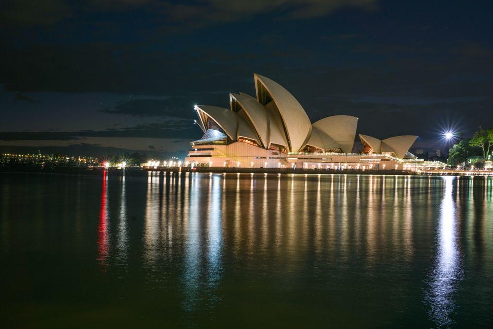 Photo in Cityscape #australia #sydney #morning