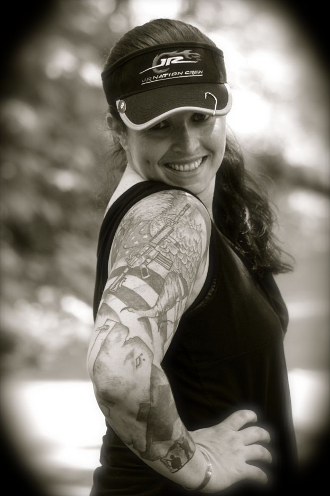 Photo in Black and White #black and white #tattoo #canon #eos #60d #female #art