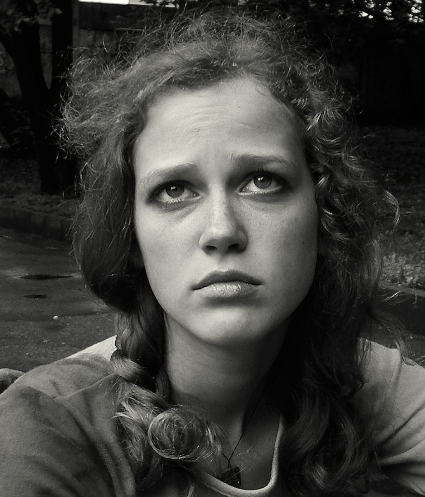 Photo in Portrait #sasha #girl #look