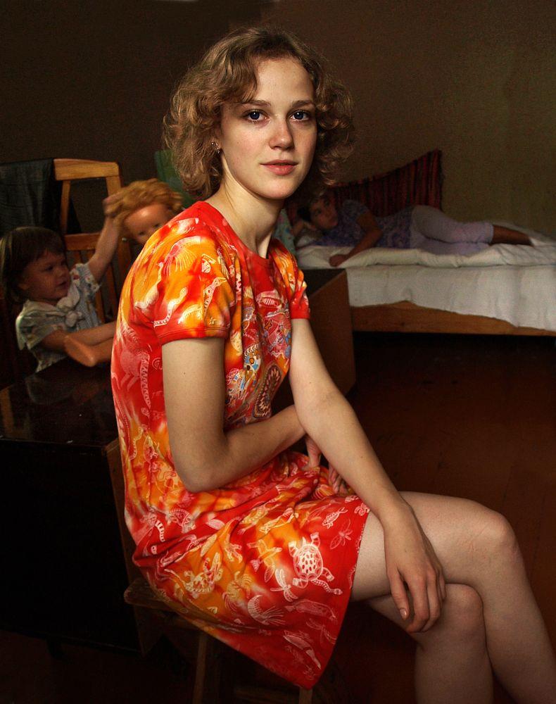 Photo in Portrait #sasha #girl #girls #room #look #beauty