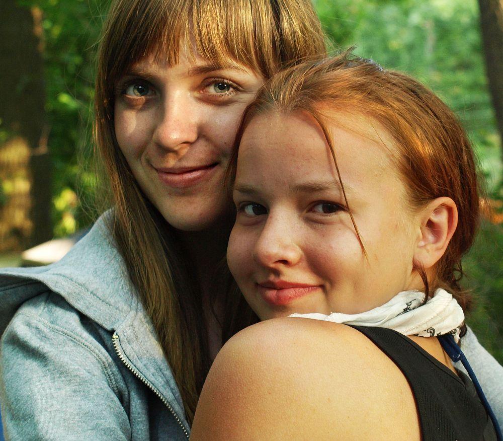 Photo in Portrait #girls #forest #beauty