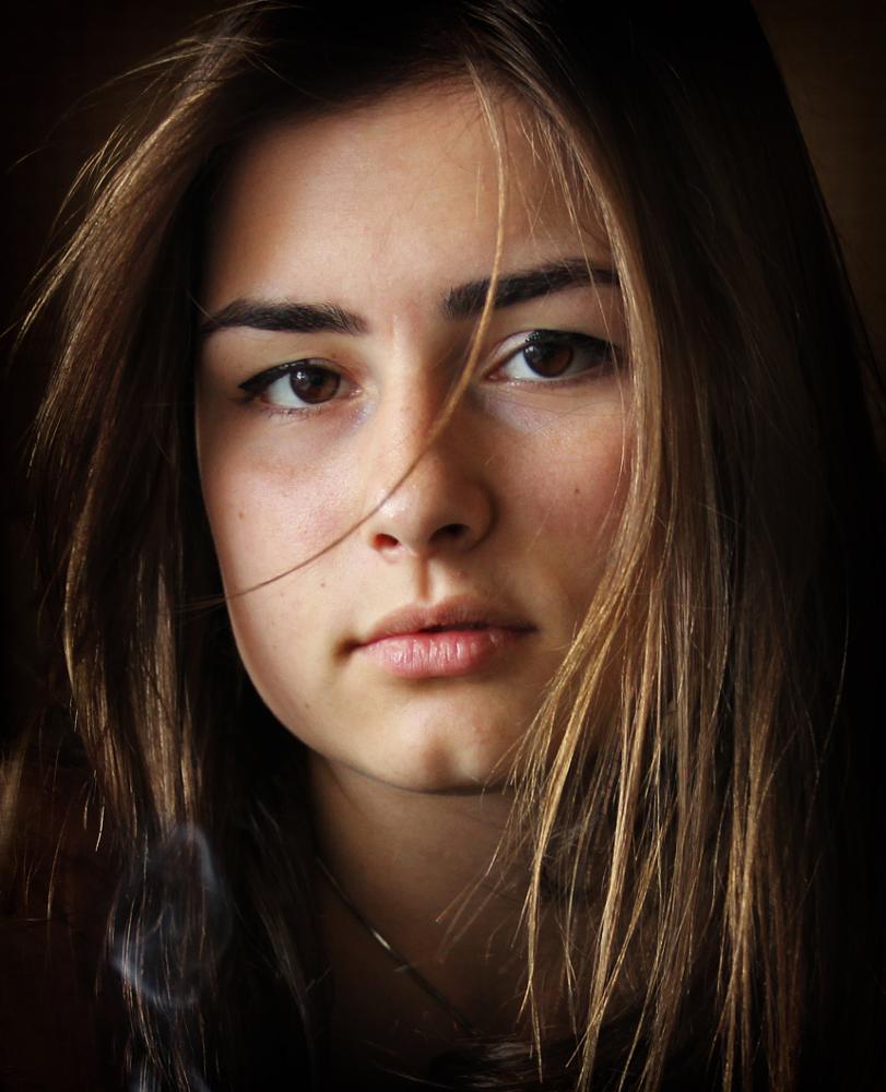 Photo in People #julia #girl #portrait #face #beauty #youth