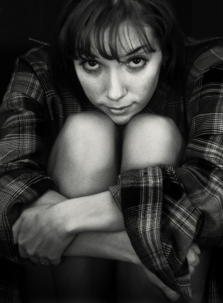 Photo in Portrait #olga #girl #look #beauty