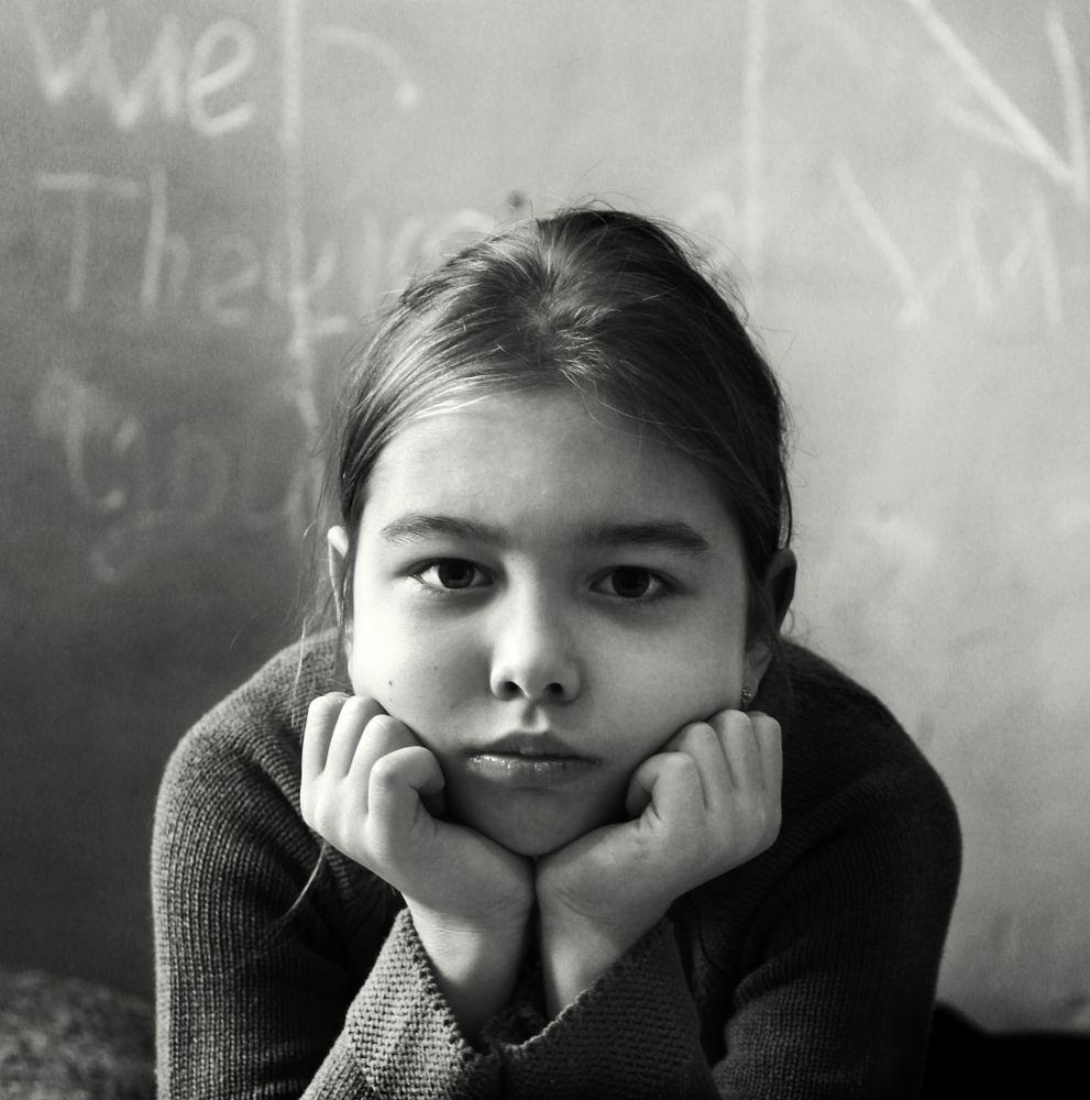 Photo in Portrait #angelina #girl #look