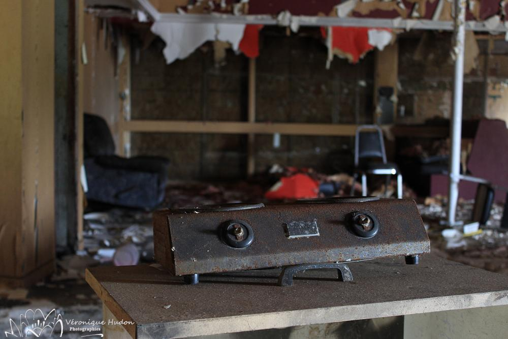 Photo in Interior #restaurant #abandonned #urbex