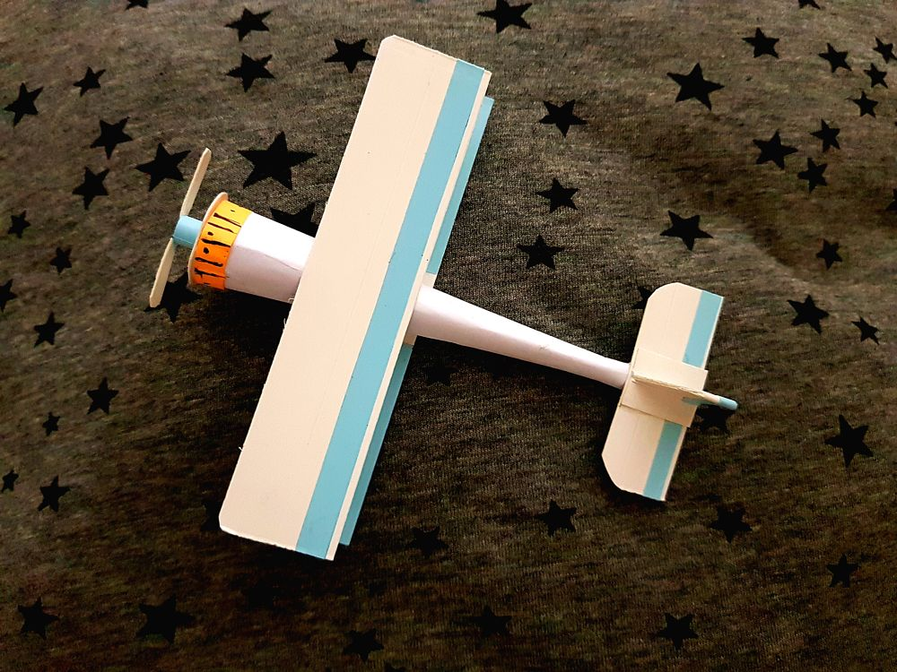 Photo in Fine Art #airplane #paper #craft #art #art and craft #fly