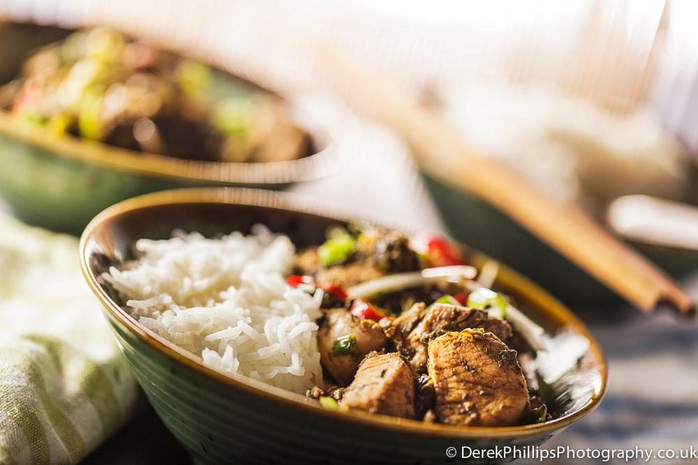 Photo in Food #chinese #stir #fry #chicken