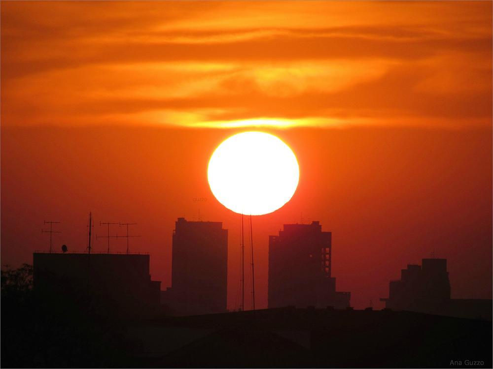 Photo in Urban #allg #cidade #city #são paulo #sp #brasil #brazil #br #sunset #pôr do sol #sol #sun #clouds #nuuvens #ceu #sky #skyline #predios #momento #moment #buildings #afternoon #tarde #landscape #urban #urbano #paisagem #silhouette #silhueta