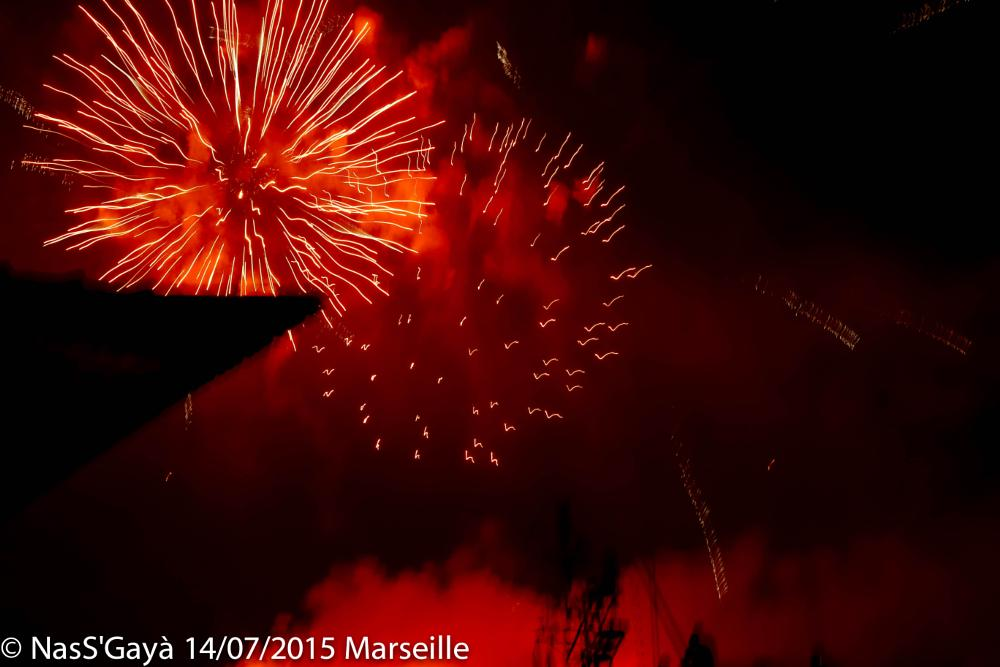 Photo in Street Photography #lights #city #celebration #fireworks