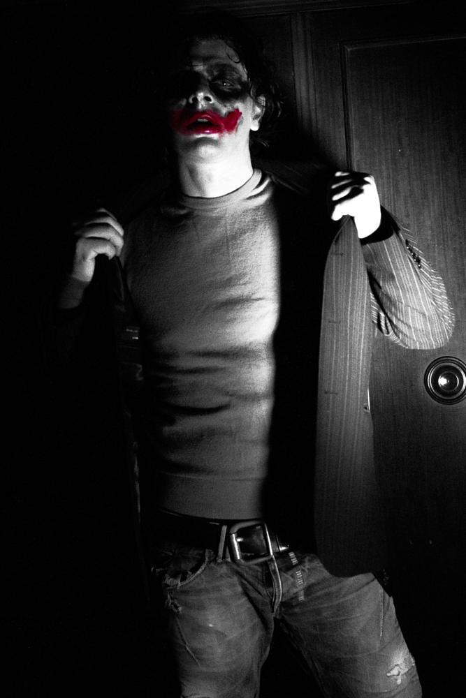 Photo in Fashion #joker #dark #obscure #man #gothic #batman