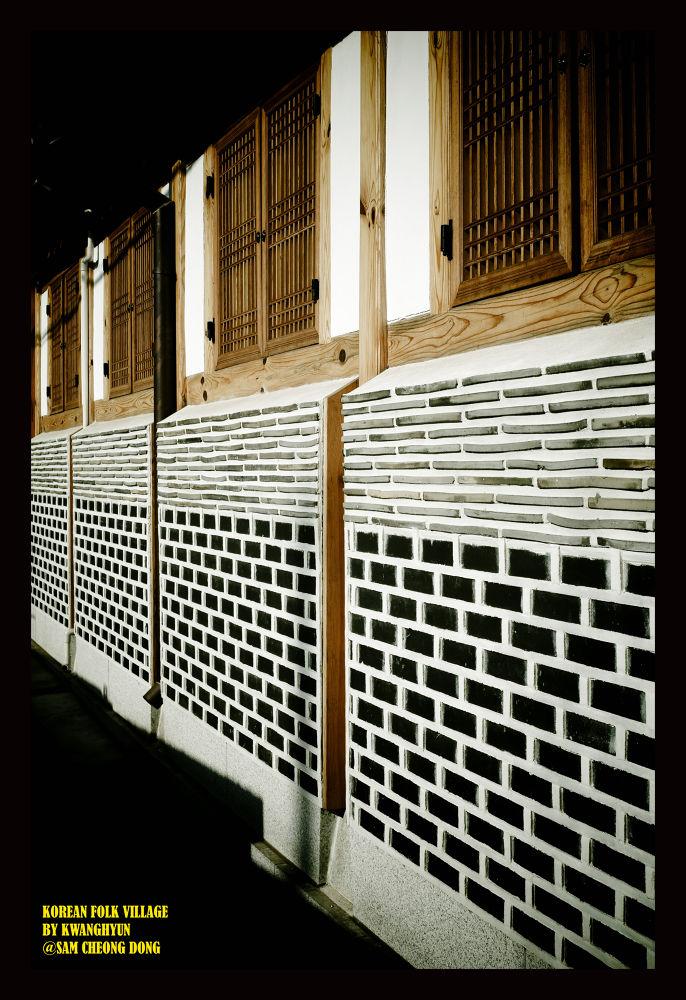 Photo in Street Photography #samcheong dong #folk village