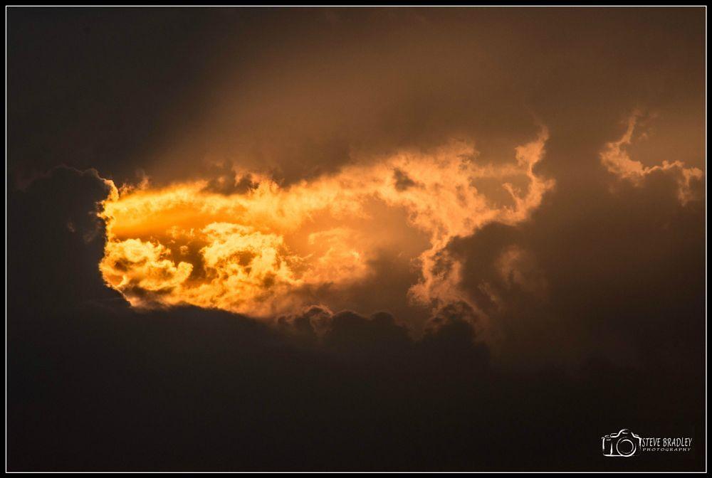 Photo in Landscape #stevebradleyphotography #sunset #rays #lancashire