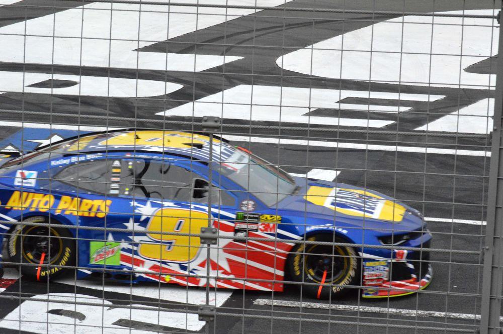 Photo in Sports #nascar #cars #race #charlotte #chase #elliott