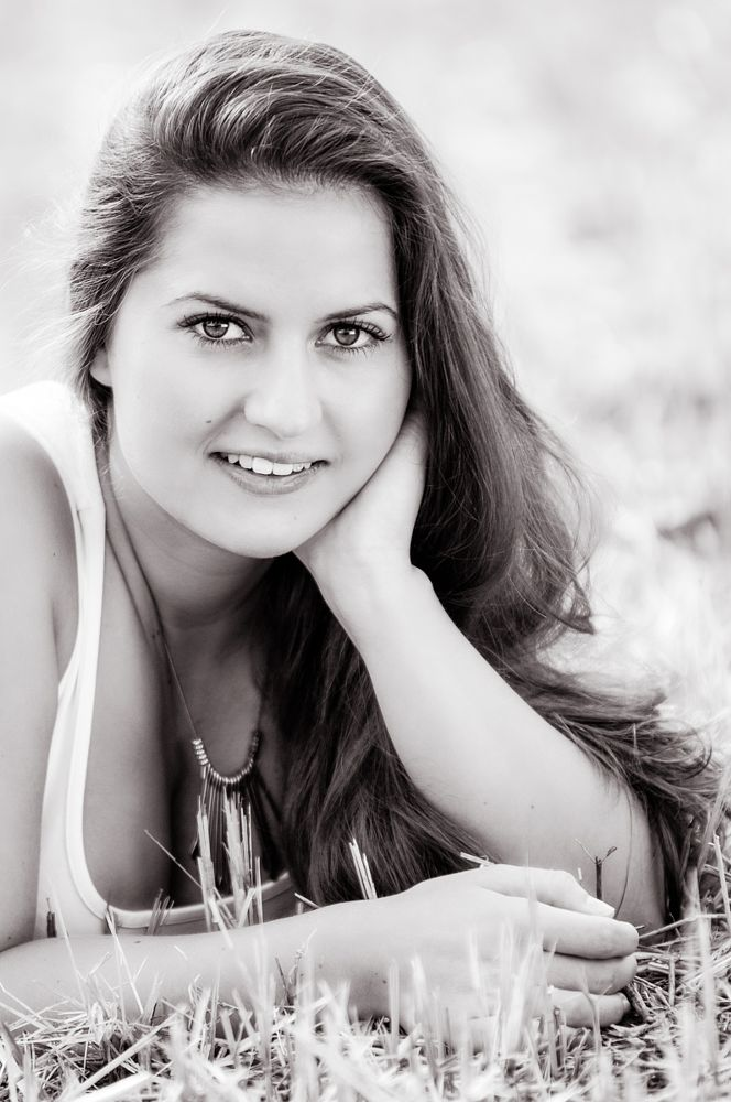 Photo in Portrait #summer #hair #model #beauty #smile #eyes