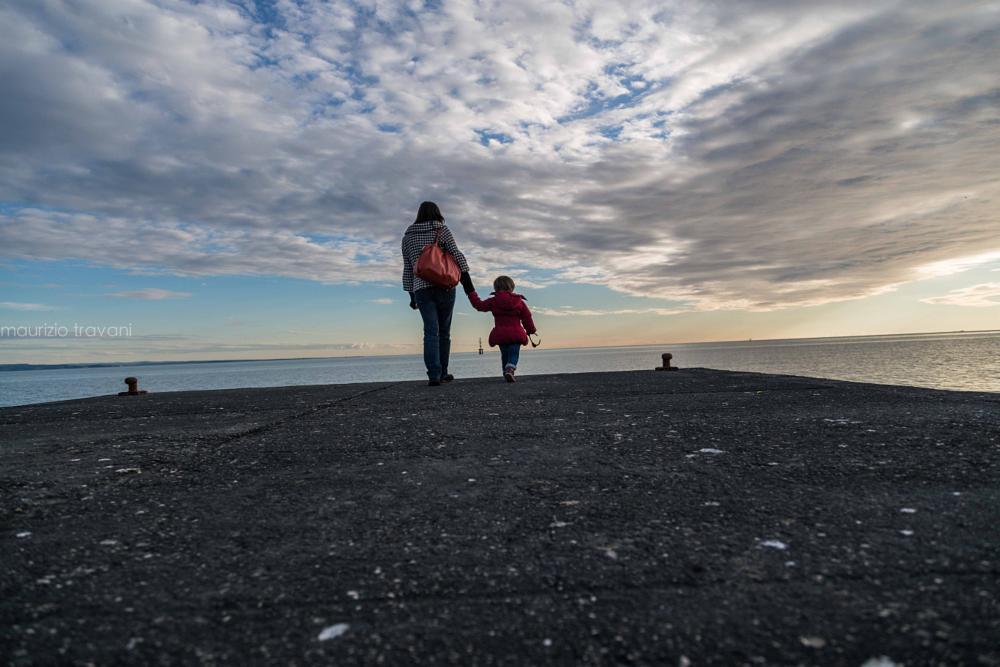 Photo in Family #family #people #italy #sea #introspection #grado #color