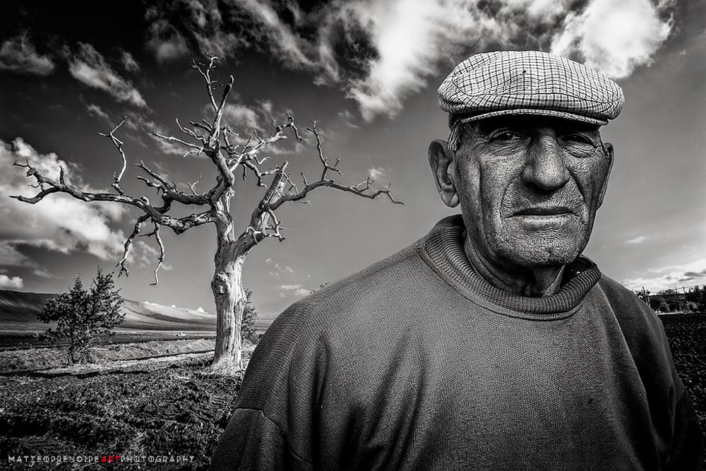 Photo in People #people #faces #portrait #black and white #work #rural