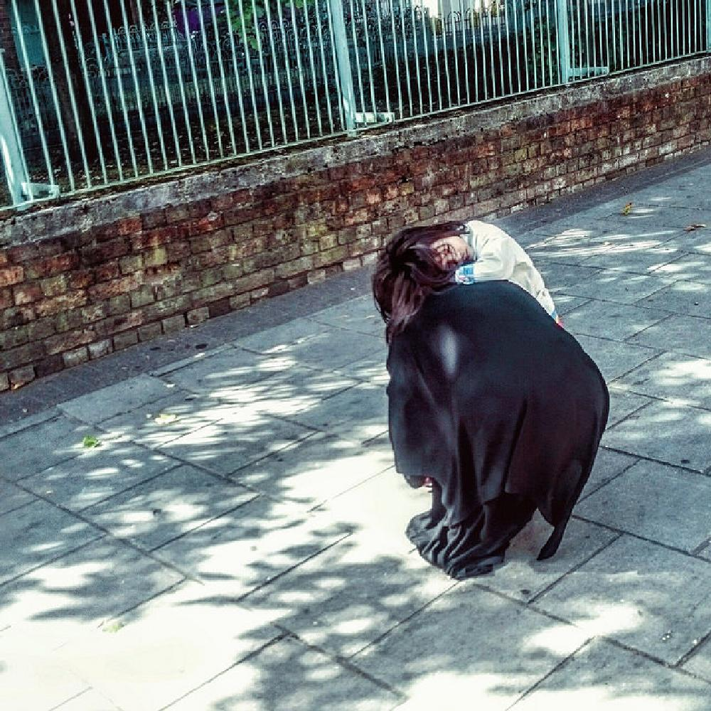 Photo in Random #girl #women #protection #london #city