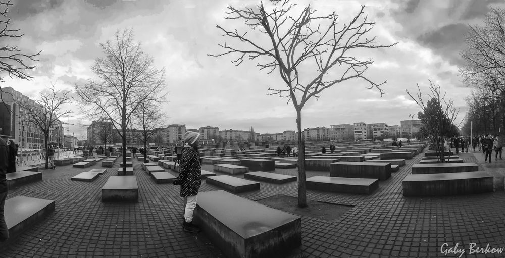 Museo del Holocausto , en Berlin