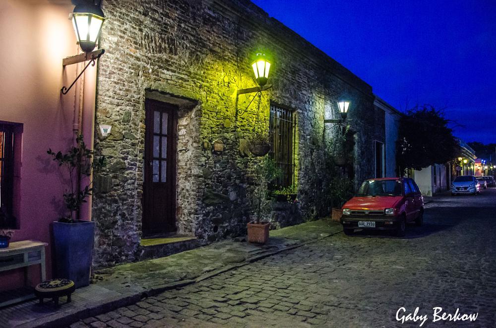 Callecita de Uruguay