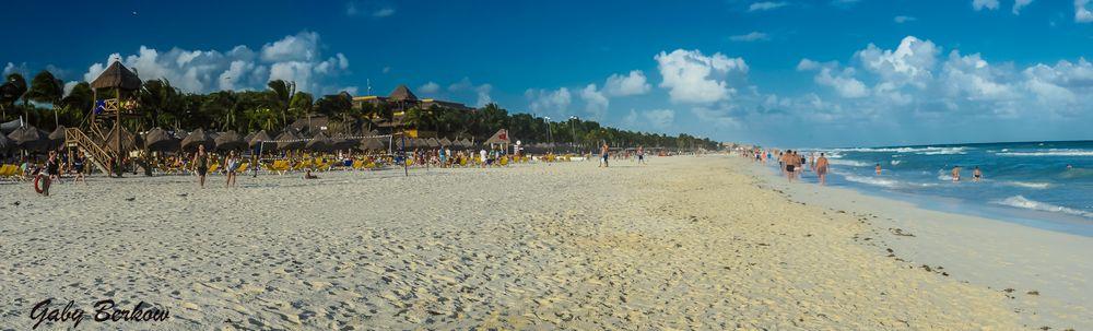 Panorama_playa méxico