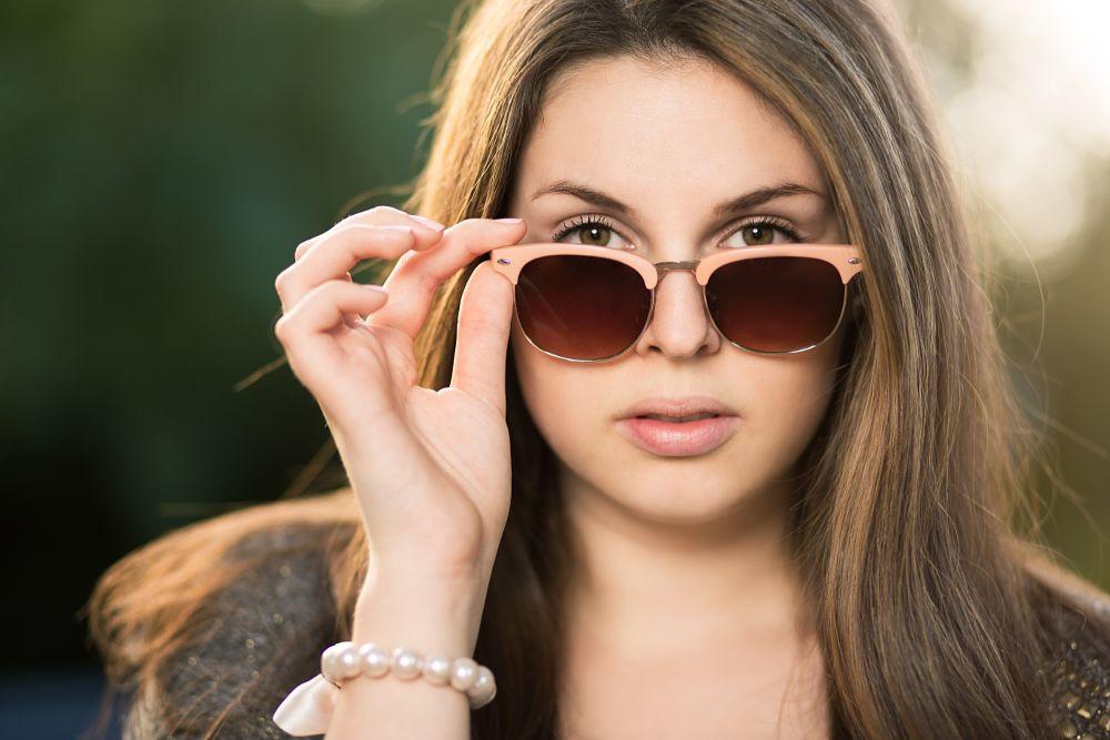 Photo in Portrait #portrait #glasses #face #eyes