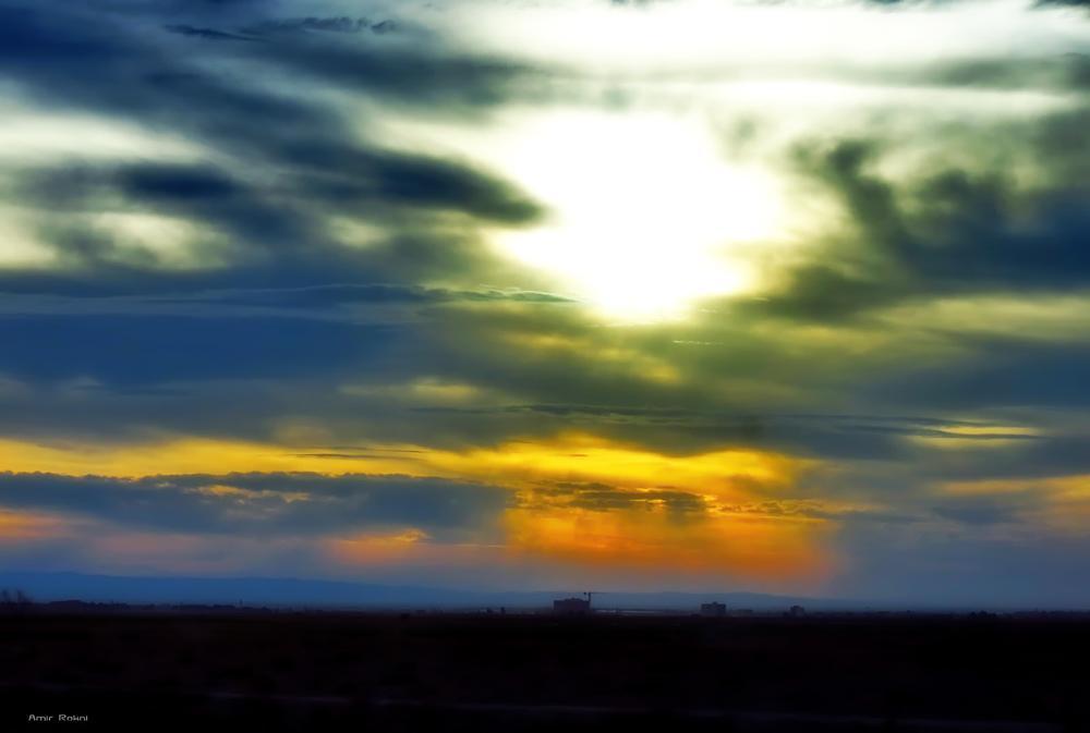 Photo in Landscape #sunset #iran