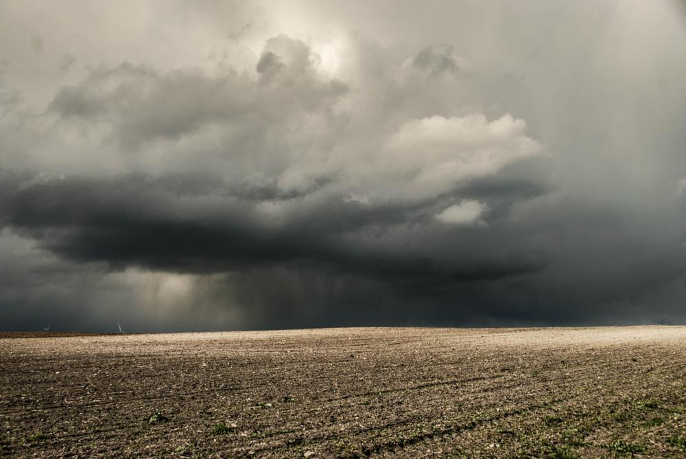 Photo in Landscape #storm #scared #clouds