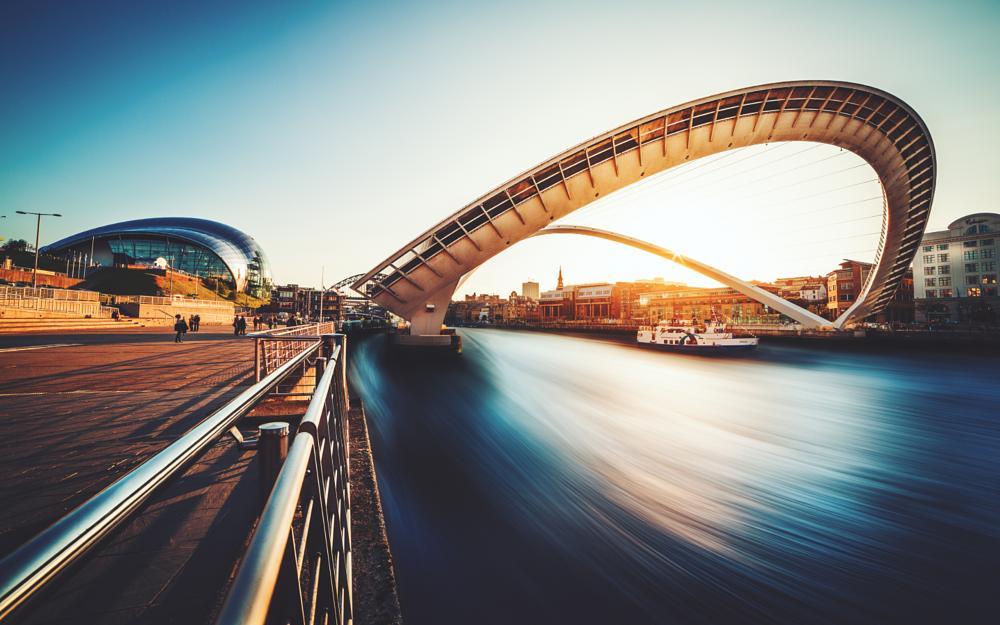 Photo in Cityscape #bridge #landscape #cityscape