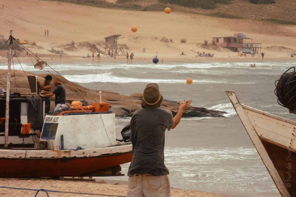 Photo in Random #uruguay #summer #malabares #beach #sea #people #nikon #natalia duarte #photo