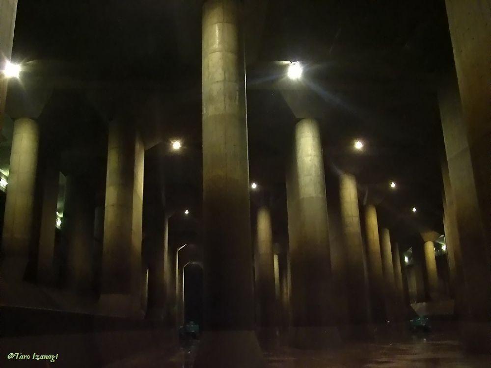 Photo in Random #the world under the ground #saitama #kasukabe #drainage facilities
