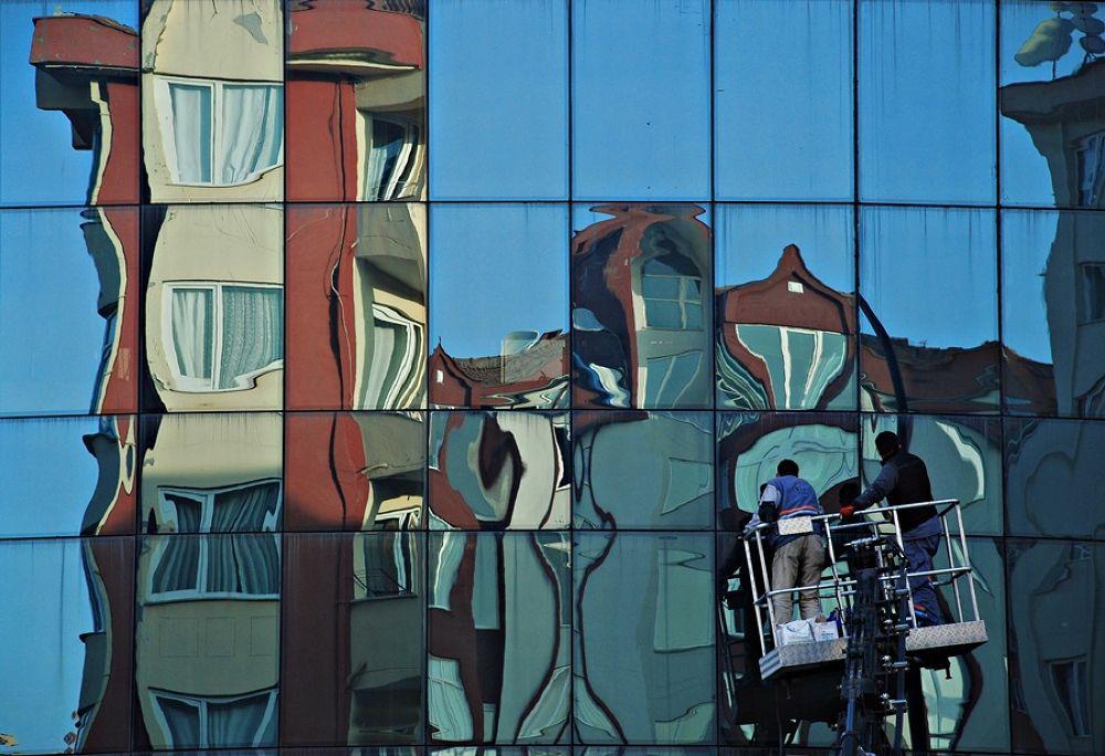 Photo in Architecture #düşsel temizlik #abstract #people #oc0404 #onur #güner #güray