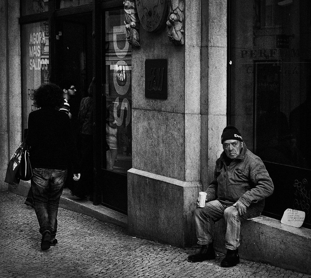 Photo in Random #poornes #black and withe